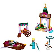LEGO Disney 41155 Elsa and adventure in the market