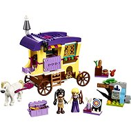LEGO Disney 41157 Rapunzel's Traveling Caravan - Building Kit