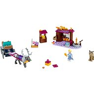 LEGO 41166 Disney Princess Elsa's Wagon Adventure - Building Kit