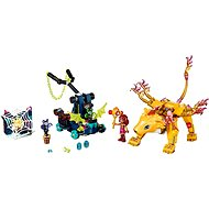 LEGO Elves 41192 Azari & the Fire Lion Capture - Building Kit