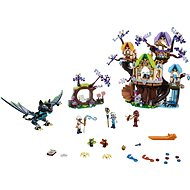 LEGO Elves 41196 Attack of tree bats on an elf star - Building Kit