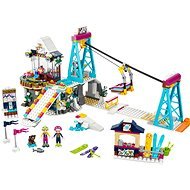 LEGO Friends 41324 Snow Resort Ski Lift - Building Kit