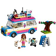 LEGO Friends 41333 Olivia's mission vehicle - Building Kit