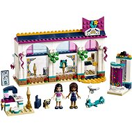 LEGO Friends 41344 Andrea and her fashion accessories store - Building Kit