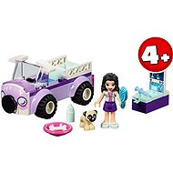 LEGO Friends 41360 Emma's Mobile Vet Clinic - Building Kit