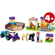 LEGO Friends 41361 Mia's Foal Stable - Building Kit