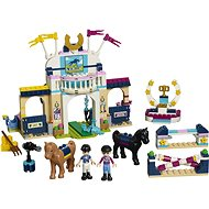 LEGO Friends 41367 Stephanie's Horse Jumping Playset - Building Kit