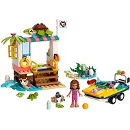 LEGO Friends 41376 Turtle Rescue - Building Kit