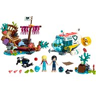 LEGO Friends 41378 Dolphin Rescue - Building Kit