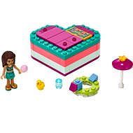 LEGO Friends 41384 Andrea's Summer Heart Box - Building Kit