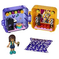 LEGO Friends  41400 Andrea's Play Cube - Building Kit