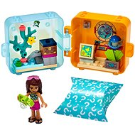 LEGO Friends 41410 Game Box: Andrea and Her Summer - LEGO Building Kit