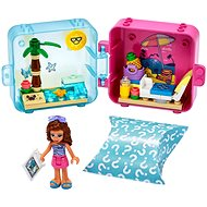 LEGO Friends 41412 Game Box: Olivia and Her Summer - LEGO Building Kit