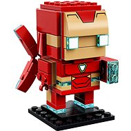 LEGO BrickHeadz 41604 Iron Man MK50 - Building Kit