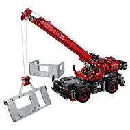 LEGO Technic 42082 Rough Terrain Crane - Building Kit