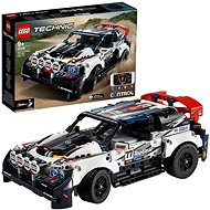 LEGO Technic 42109 App-Controlled Top Gear Rally Car - Building Kit