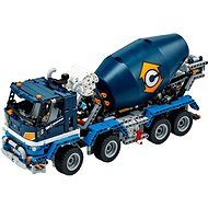 LEGO Technic 42112 Concrete Mixer Truck - LEGO Building Kit