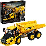 LEGO Technic 42114 6x6 Volvo Articulated Hauler - LEGO Building Kit