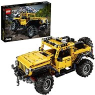 LEGO Technic 42122 Jeep® Wrangler - LEGO Building Kit