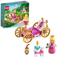 LEGO Disney Princess 43173 Aurora's Royal Carriage - Building Kit