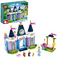 LEGO Disney Princess 43178 Cinderella's Castle Celebration - Building Kit