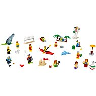 LEGO City 60153 People pack – Fun at the beach - Building Kit