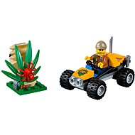 LEGO City Jungle Explorers 60156 Jungle Buggy - Building Kit