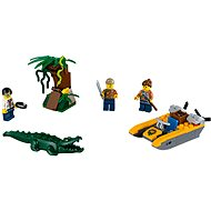 LEGO City Jungle Explorers 60157 Jungle Starter Set - Building Kit