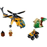 LEGO City Jungle Explorers 60158 Jungle Cargo Helicopter - Building Kit