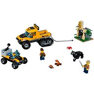 LEGO City Jungle Explorers 60159 Halftrack Mission - Building Kit