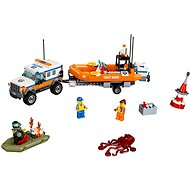 LEGO City Coast Guard 60165 4x4 Response Unit - Building Kit