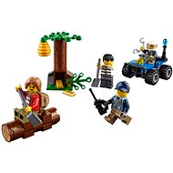 LEGO City 60171 Mountain Fugitives - Building Kit