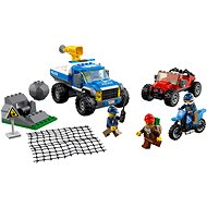 LEGO City 60172 Dirt Road Pursuit - Building Kit