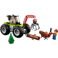 LEGO City 60181 Forest Tractor - Building Kit