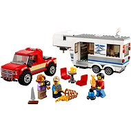 LEGO City 60182 Pickup & Caravan - Building Kit