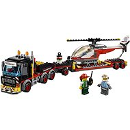 LEGO City Heavy Cargo Transport 60183 - Building Kit