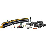 LEGO City Trains 60197 Passenger Train - LEGO Building Kit