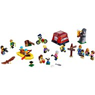 LEGO City 60202 People Pack - Outdoor Adventures - Building Kit