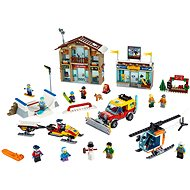 LEGO City Town 60203 Ski Resort - LEGO Building Kit