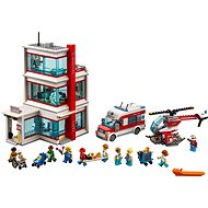LEGO City 60204 Hospital - Building Kit