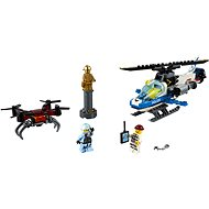 LEGO City 60207 Sky Police Drone Chase - Building Kit