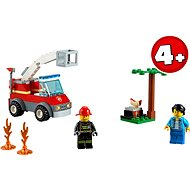 LEGO City 60212 Barbecue Burn Out - Building Kit