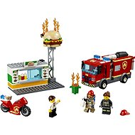 LEGO City 60214 Rescue of the burglar shop - Building Kit