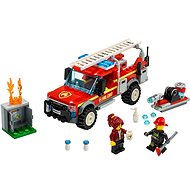 LEGO City Town 60231 Fire Chief Response Truck - Building Kit