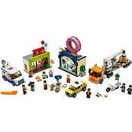 LEGO City Town 60233 Donut Shop Opening - Building Kit
