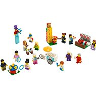 LEGO City Town 60234 People Pack - Fun Fair - Building Kit