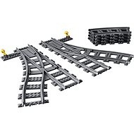 LEGO City Trains 60238 Switch Tracks - Building Kit