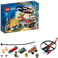 LEGO City Fire 60248 Fire Helicopter Response - Building Kit