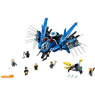 LEGO Ninjago 70614 Lightning Jet - Building Kit