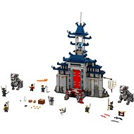 LEGO Ninjago 70617 Temple of the Ultimate Weapon - Building Kit